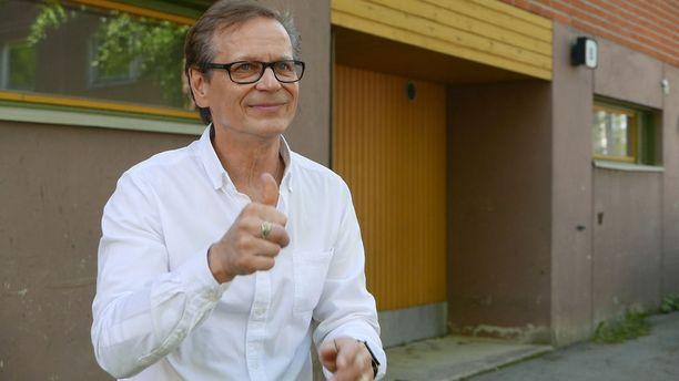 Kake Randelin, 62, on maalannut nuoresta saakka.