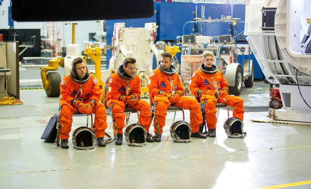 NASA:n avaruuskeskukseen ei kuka tahansa pääse kuvaamaan.