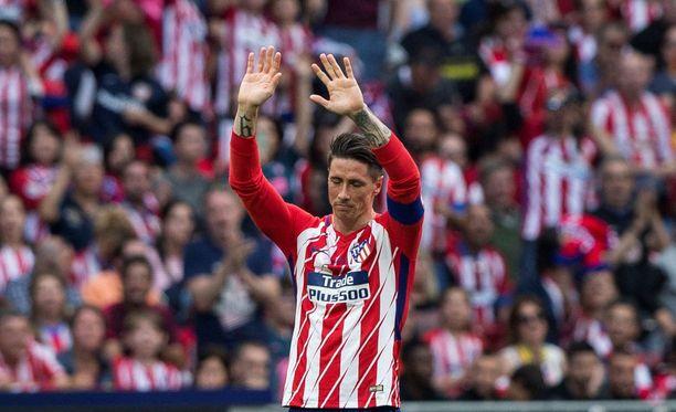 Fernando Torres jätti upeat hyvästit kasvattajaseuralleen.