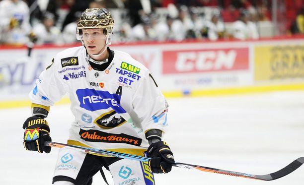 Mika Pyörälä avasi maalihanat melkoisen tapahtumaköyhässä ottelussa Hakametsässä.