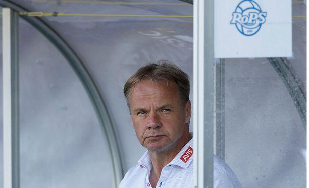 Juha Malinen kuumeni HJK_lle vihelletystä pilkusta.