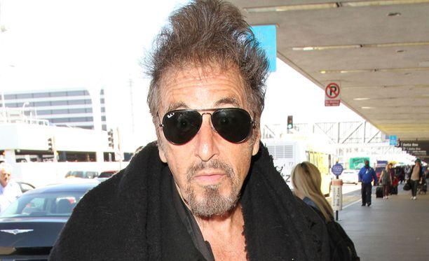 Al Pacino on edelleen 76-vuotiaana yksi Hollywoodin suurimmista tähdistä.