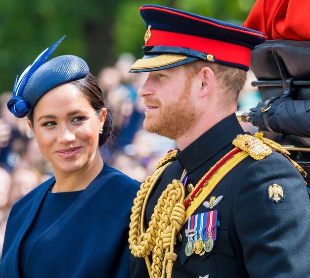 Herttuatar Meghan ja prinssi Harry haluavat keskittyä entistä enemmän hyväntekeväisyystyöhön.