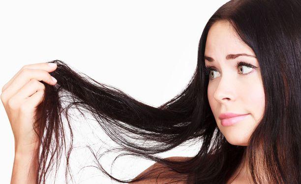 Hiusten hyvä kunto on tärkeä osa ulkonäköä. Kuvituskuva.