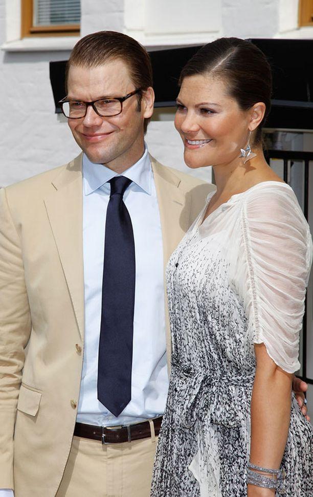 Ruotsin kruununprinsessa ja prinssi nähdään ensin Turussa ja sitten Haaparannassa.