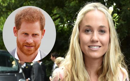 Mikä yllätys! Prinssi Harryn ex-tyttöystävä mukana tv-kisassa