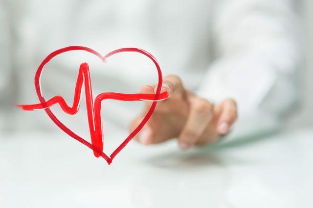 Sydän ei pidä runsassuolaisesta ruuasta eikä runsaista kovista rasvoista.