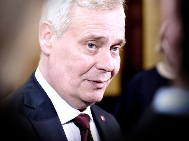 Pääministeri Antti Rinne (sd) muistutti keskiviikon puheessaan Euroopan unionin olevan merkittävä rauhantuoja.