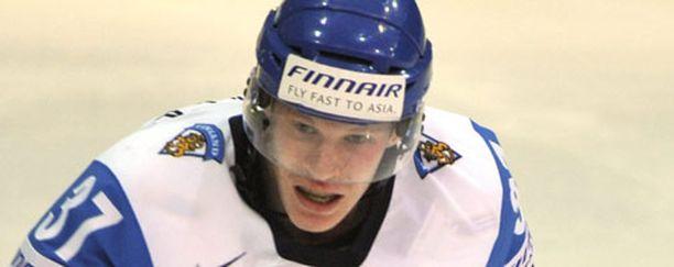 Mika Pyörälä on pelannut myös Suomen maajoukkueessa.