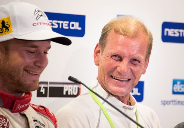 Juha Kankkusesta ei tullut vahingossa rallin nelinkertaista maailmanmestaria.
