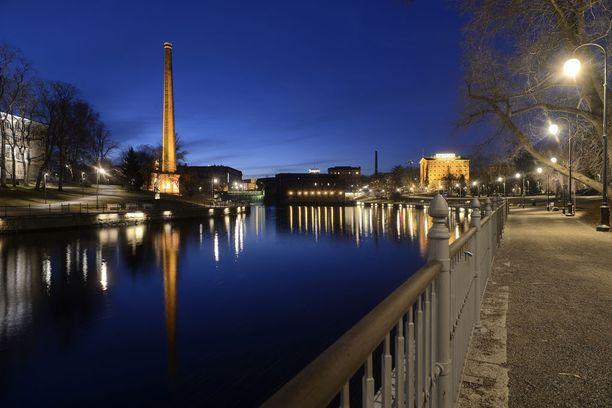 Tampere on brittilehden mukaan kiinnostava, mutta eurooppalaisittain vielä tuntematon kaupunkikohde.