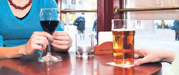 Alkoholin kohtuullisella käytöllä on jopa terveellisiä vaikutuksia.