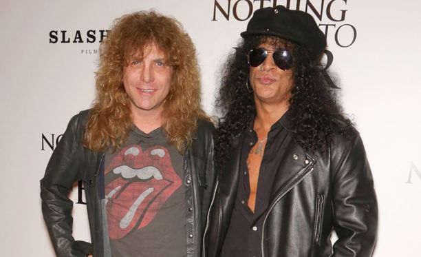 Nähdäänkö rumpali Adler ja kitaristi Slash yhdessä lavalla Las Vegasissa?