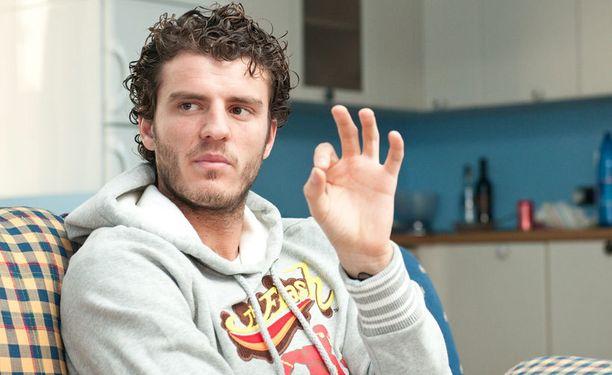 Mehmet Hetemaj pelaa SJK:ssa.
