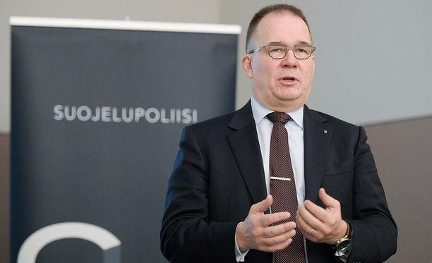 Supon mukaan Suomessa ei toistaiseksi ole tullut ilmi yhtään konkreettista terrori-iskuhanketta.