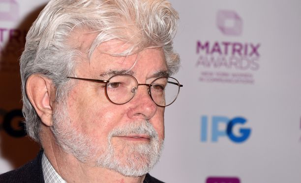George Lucas tunnetaan Tähtien sodan luojana.