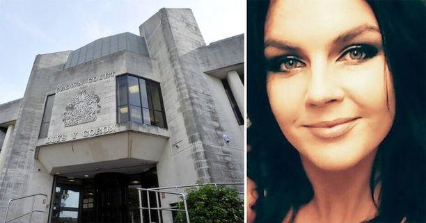 Marina Tilby tuomittiin oikeudessa Swanseassa vankeuteen kahdeksi vuodeksi neljäksi kuukaudeksi.