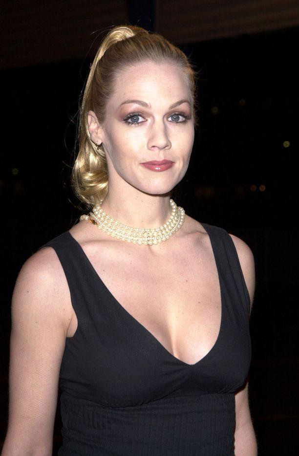 Jennie vuonna 2002.