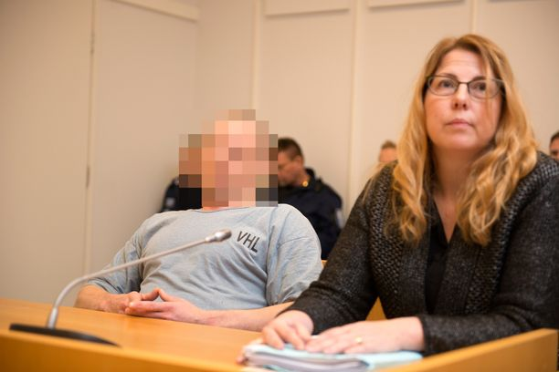 Muun muassa taposta syytetty mies ei halua itse tulla kuulluksi oikeudessa.