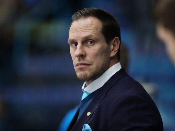 Ville Nieminen kävi tutustumassa Winnipeg Jetsin organisaatioon.