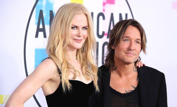 Nicole Kidman sai mieheltään Keith Urbanilta mukavan muistamisen.
