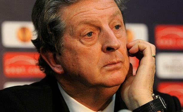 Roy Hodgsonilla on ollut vaikea syksy Liverpoolissa.