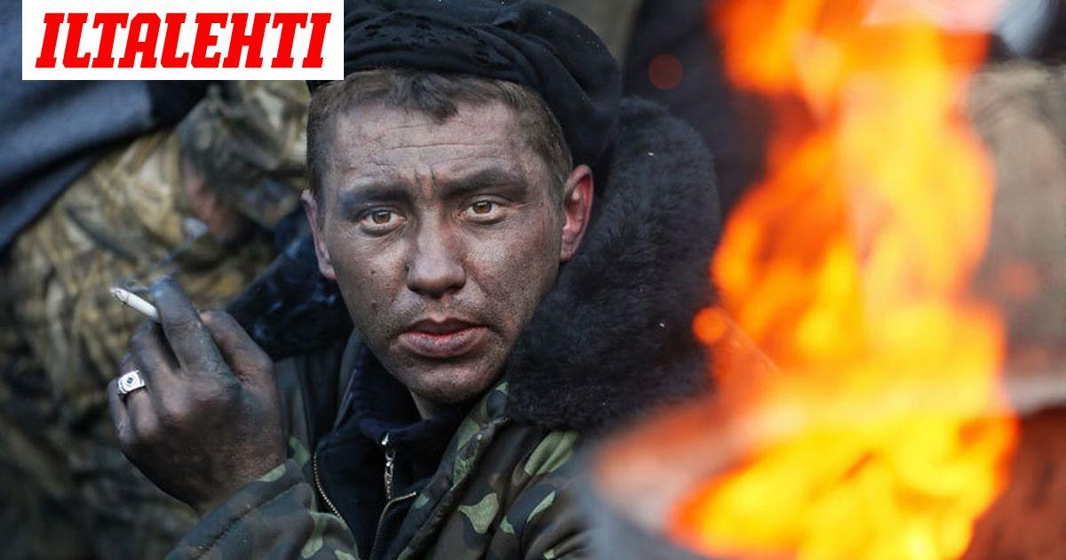 Ukrainan Kriisi