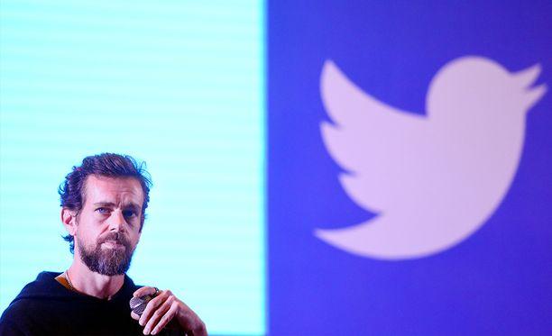 Jack Dorsey on Twitterin perustajajäsen.