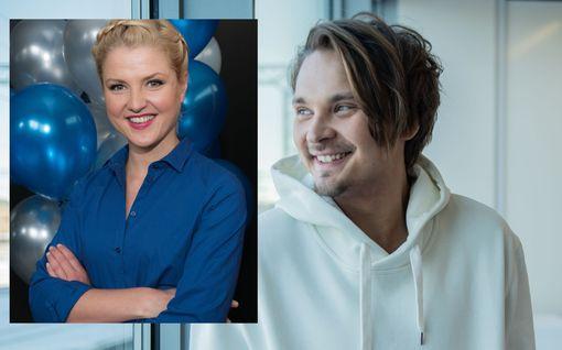 """Roope Salminen ja Helmi-Leena Nummela saivat esikoisensa: """"Koko perhe voi hyvin"""""""