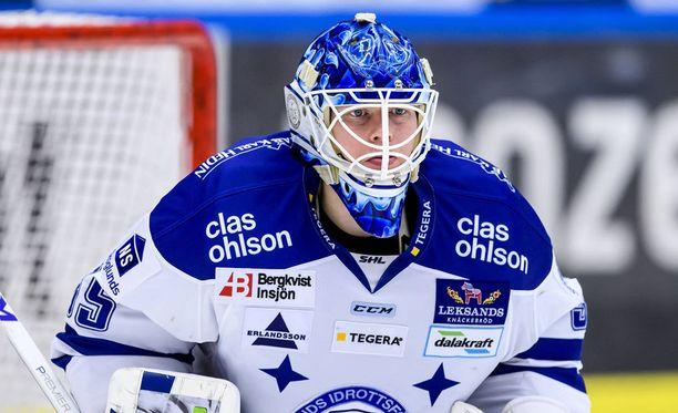 Atte Engren pelasi viime kaudella Ruotsissa.