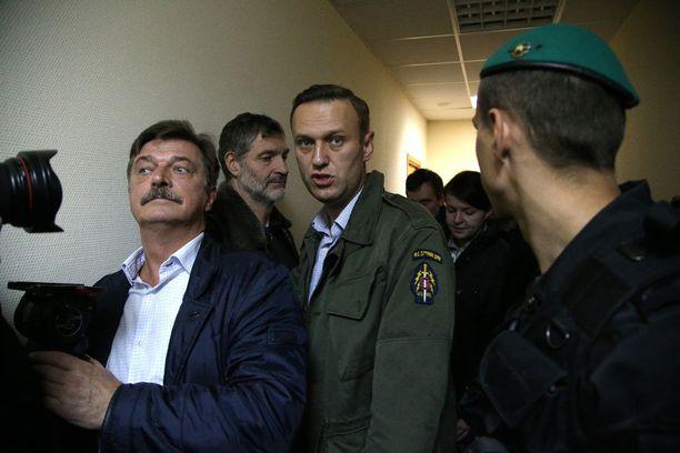 Tutkijoiden mukaan Venäjän oppositio on henkilöitynyt liikaa Aleksei Navalnyihin.