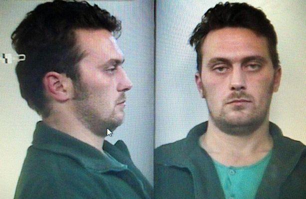 """""""Venäläinen Igor"""" alias Igor Vaclavic alias Norbert Feher Italian poliisin julkaisemassa päiväämättömässä kuvassa."""