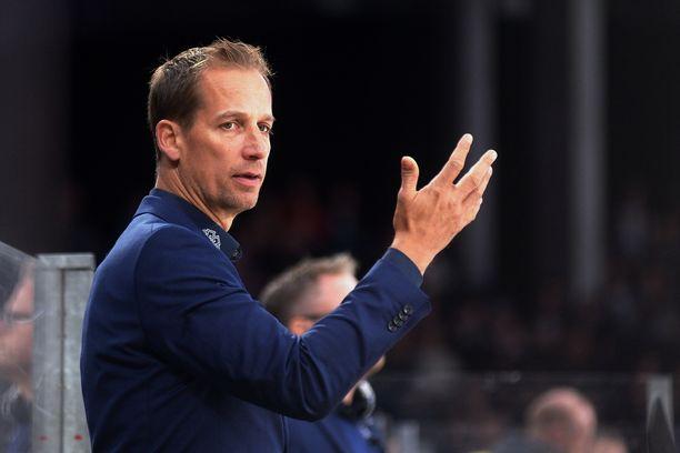 Antti Törmänen on valmentanut Bielissä kaudesta 2017–18 lähtien.