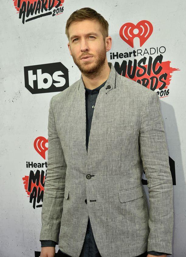 Calvin Harris on oikealta nimeltään Adam Wiles.