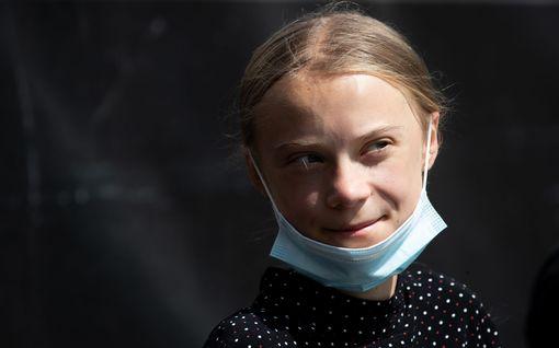 """Greta Thunberg autismidiagnoosistaan: """"Monet näkevät sen negatiivisena asiana"""""""