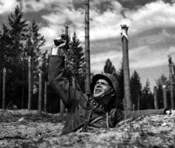 Matti Ranin oli vuoden 1955 Kariluoto.