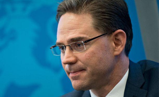 Pääministeri Katainen on tyytyväinen siitä, että sopimukseen vihdoin päästiin.