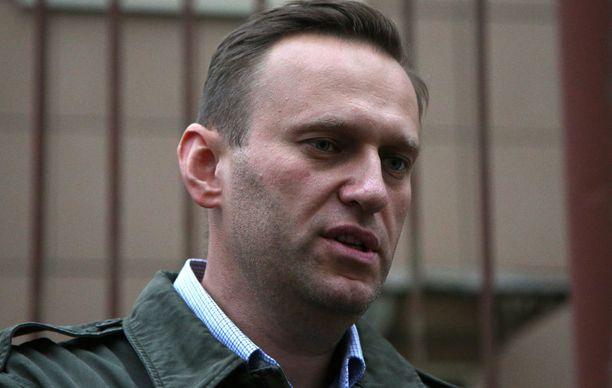 Aleksei Navalnyi sai 20 päivän vankeustuomion.