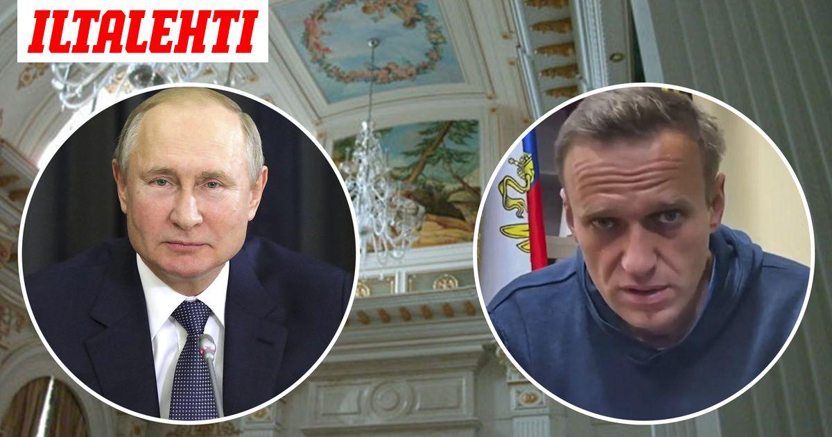 Aleksei Navalnyin: tällainen on Putinin salattu miljardin euron palatsi...