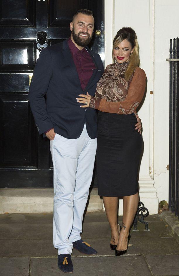 James Placidon ja Jodie Marshin liitto kesti vain kahdeksan kuukautta.
