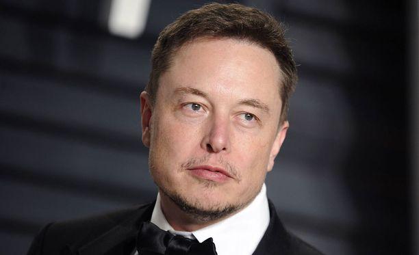 Silicon Valley ei tehnyt Elon Muskiin vaikutusta.