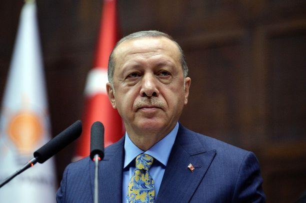 Jamal Khashoggin, 59, murhan panokset ovat kansainvälisesti niin korkeat, että asian tiedotusvastuun on ottanut itselleen Turkin presidentti Recep Tayyip Erdogan.