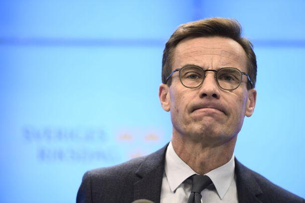 Ulf Kristersson luopui hallitusneuvotteluista.