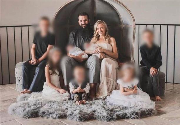 Murhattu perhe kuului Pohjois-Meksikon mormoniyhteisöön.