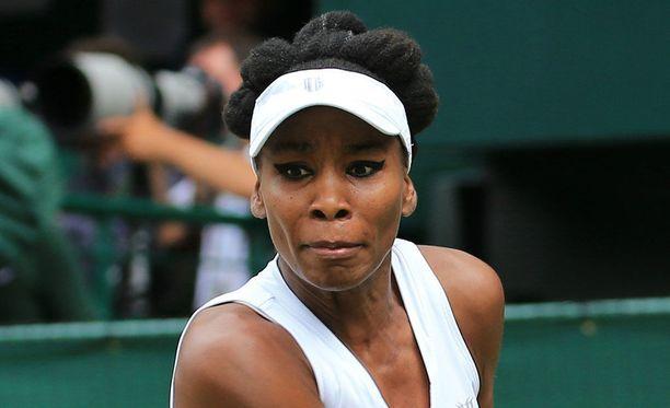 Venus Williams päätyi kohu-uutisen kuvaan.
