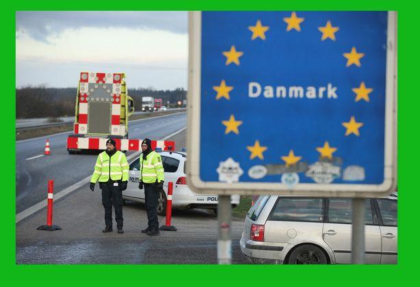 Tanska on tiukentanut rajavalvontaansa.