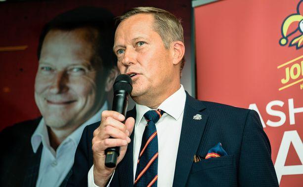 Vuodesta 2014 asti Jokereiden toimitusjohtajana ollut Jukka Kohonen jättää seuran.