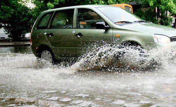Tulvat ovat aiheuttaneet eniten tuhoa Euroopassa.