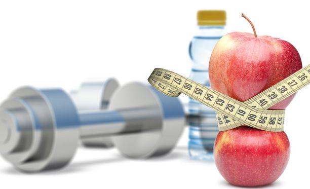 Liian vähäinen syöminen johtaa usein laihdutuksen epäonnistumiseen. Kuvituskuva.