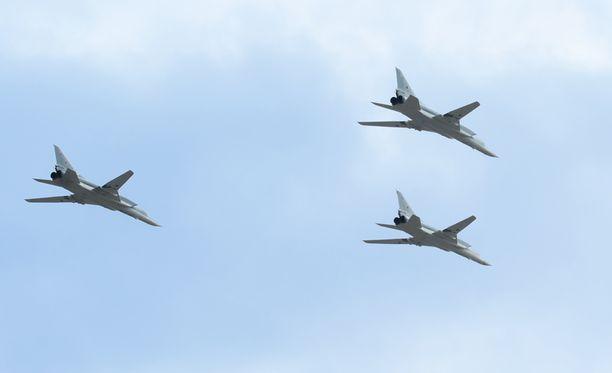Tanskan sotilastiedustelun mukaan hyökkäysharjoitus oli osa Venäjän suurta ilmasotaharjoitusta Itämerellä.